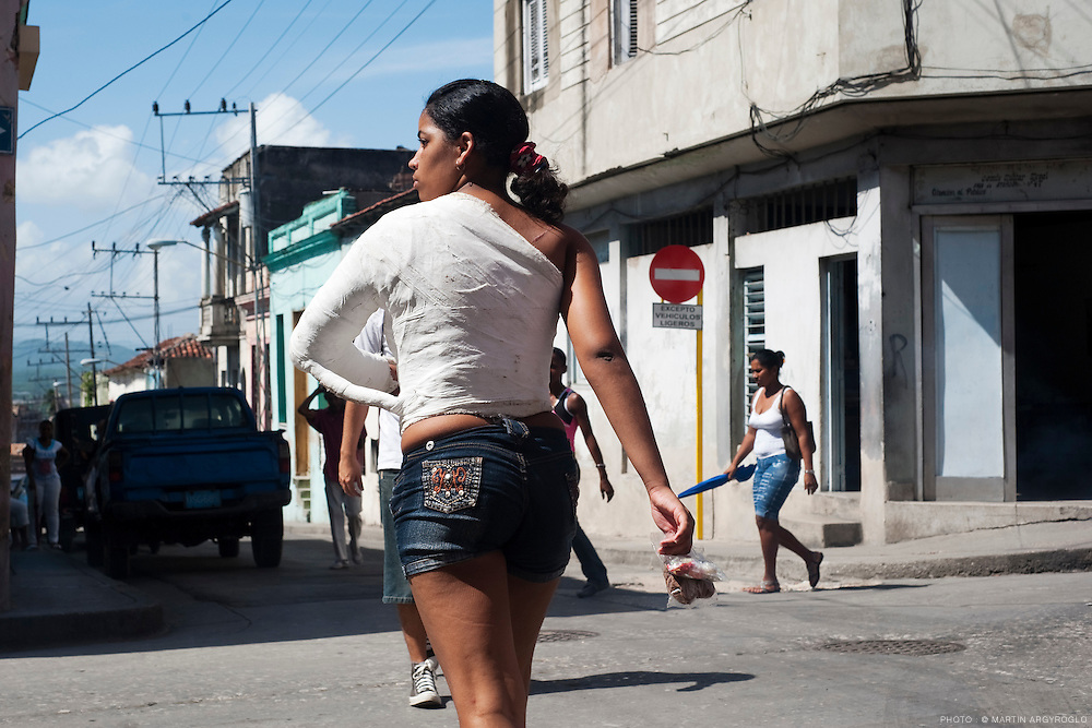 Santiago de Cuba. Cuba, 2010.