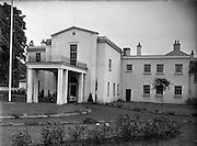American Ambassador's Residence, Phoenix Park, Dublin, Ireland. 06/06/1957.