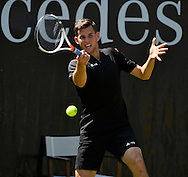 Dominic Thiem during the Mercedes Cup at Tennisclub Weissenhof, Stuttgart, Germany.<br /> Picture by EXPA Pictures/Focus Images Ltd 07814482222<br /> 10/06/2016<br /> *** UK &amp; IRELAND ONLY ***<br /> EXPA-EIB-160610-0143.jpg