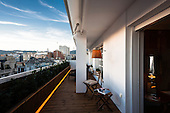 Luxury Apartment in Barcelona by AAGF Arquitectura