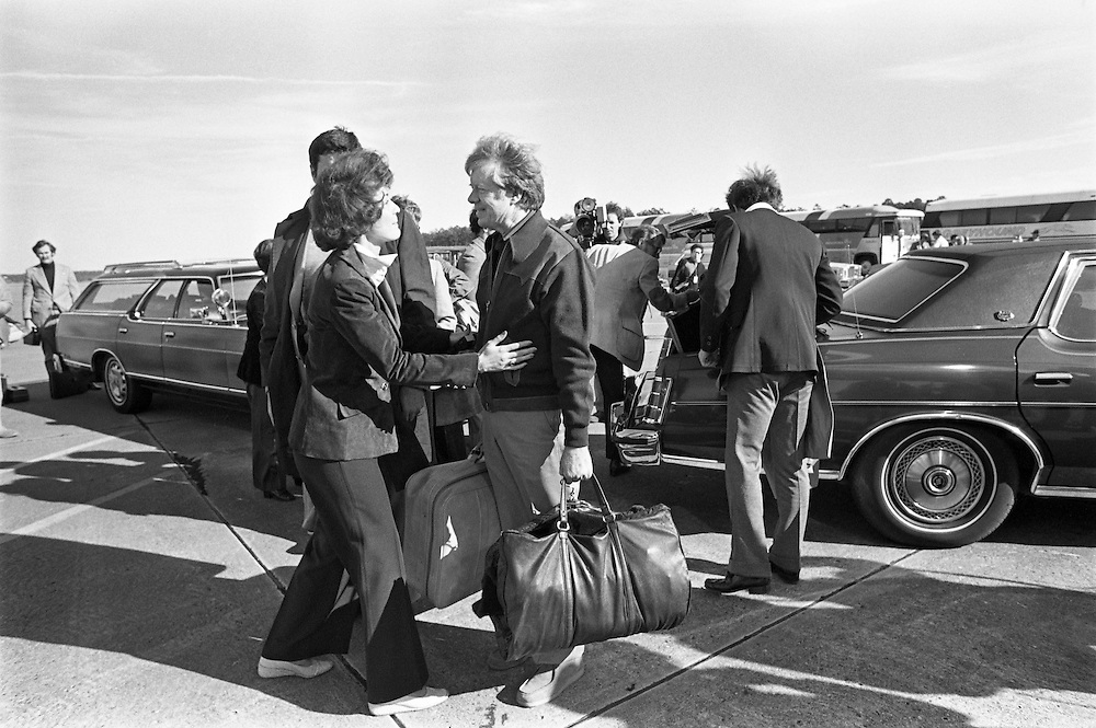Governor Jimmy Carter on the Campaign Trail in St. Louis, MO.- 1976 - To license this image, click on the shopping cart below -