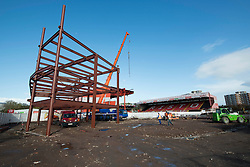 - Photo mandatory by-line: Dougie Allward/JMP - Mobile: 07966 386802 - 03/11/2014 - SPORT - Football - Bristol - Ashton Gate - Bristol City v  - Ashton Gate Development