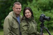 Einar Gudmann and Gyda Henningsdottir