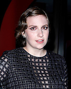 Lena Dunham attends the 23rd Annual Glamour Magazine Women of the Year Awards at Carnegie Hall in New York City, New York on November 11, 2013.