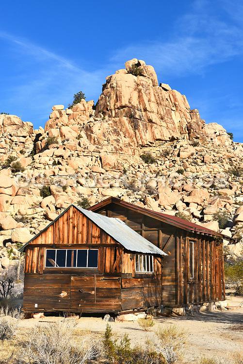 School House at Keys Ranch Joshua Tree National Park