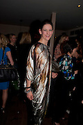 MARIA GRACHVOGEL, InStyle Best Of British Talent , Shoreditch House, Ebor Street, London, E1 6AW, 26 January 2011
