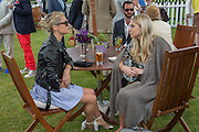 GENEVIEVE GARNER; SOPHIE CAULCUTT, Cartier Queen's Cup final at Guards Polo Club, Windsor Great Park. 16 June 2013