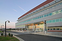 Federal Bureau of Investigations photograph of exterior of Baltimore Maryland headquarters by architectural photographer Jeffrey Sauers of Commercial Photographics