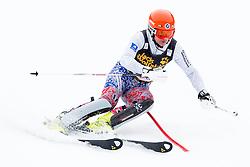 KHOROSHILOV Alexander of Russia during the 2nd Run of Men's Slalom - Pokal Vitranc 2013 of FIS Alpine Ski World Cup 2012/2013, on March 10, 2013 in Vitranc, Kranjska Gora, Slovenia.  (Photo By Matic Klansek Velej / Sportida.com)