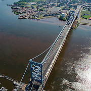 Aerial views of bridges from around the world