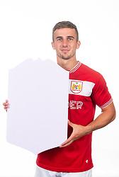 Joe Bryan of Bristol City - Ryan Hiscott/JMP - 26/07/2018 - FOOTBALL - Ashton Gate - Bristol, England - Bristol City Media Day