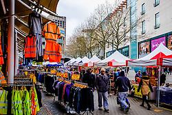 General view of the Bullring Market in Birmingham, England, UK<br /> <br /> (c) Andrew Wilson | Edinburgh Elite media