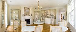 1824 R Street NW Breakfast serving room Artist Inn Washington DC