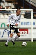 05.05.2008, Tehtaankentt?, Valkeakoski, Finland..Veikkausliiga 2008 - Finnish League 2008.FC Haka - Kuopion Palloseura.Kalle Parviainen - FC Haka.©Juha Tamminen.....ARK:k