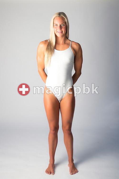 Swimmer Sasha TOURETSKI of Switzerland is pictured during a portrait photo session at the Centro sportivo nazionale della gioventu in Tenero, Switzerland, Friday, June 5, 2015. (Photo by Patrick B. Kraemer / MAGICPBK)