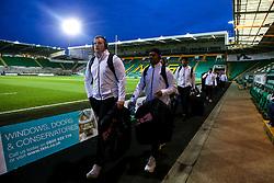England U20 arrive at Franklin's Gardens - Mandatory by-line: Robbie Stephenson/JMP - 15/03/2019 - RUGBY - Franklin's Gardens - Northampton, England - England U20 v Scotland U20 - Six Nations U20