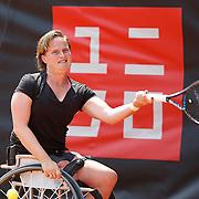 Belgian Open Womens finale : Aniek Van Koot (NED) vs Sabine Ellerbrock (GER)