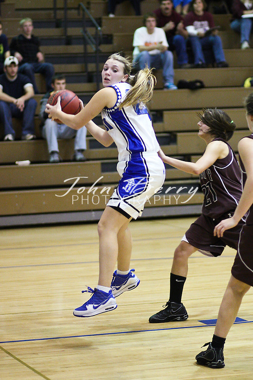 MCHS Varsity Girls Basketball .vs Luray Bulldogs .12/2/09