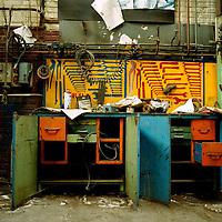 Poussière d'usine