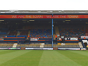 Luton Town stadium before the match during the EFL Sky Bet League 2 match between Luton Town and Barnet at Kenilworth Road, Luton, England on 24 March 2018. Picture by Ian  Muir.