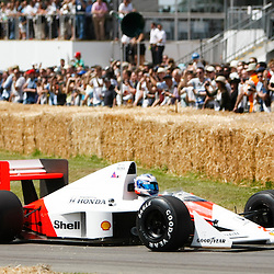 at the Goodwood Festival of Speed, June the 27th. © Sam Todd | SportPix.org.uk