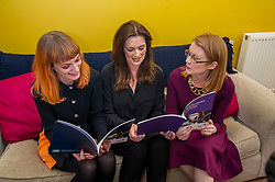 Pictured: Jenny Macaren, (ginger hair) Rape Crisis, Strathclyde University, Shirley-Anne Sommervill and Fiona Drouet discuss the need for the toolkit<br /> New practical guidance for universities to tackle gender-based violence on campus was launched today (Wednesday 25 April) by Further and Higher Education Minister, Shirley-Anne Somerville,  .<br /> <br /> Guidance and training for staff, better data collection and well-publicised support information for students are some of the recommendations set out in the toolkit, which has been produced by the University of Strathclyde and funded by the Scottish Government.<br /> <br /> The toolkit, which will be adapted for colleges, takes forward the principles set out in the #emilytest campaign set up by Fiona Drouet, in memory of her daughter Emily.<br /> <br /> The Minister visited Glasgow Rape Crisis Centre and heard about the work they do to support people affected by gender-based violence and their support in developing the toolkit. Ms Somerville met Fiona Drouet and other organisations involved in the development of the toolkit to discuss the #emilytest campaign and on-going work to support students affected by gender-based violence.<br /> <br /> Ger Harley   EEm 25 April 2018