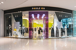 Paule Ka store in Dubai Mall in Dubai United Arab Emirates