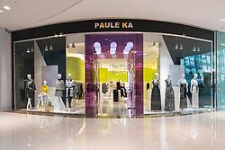 Paule Ka store in Dubai Mall in Dubai United Arab Emirates