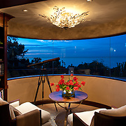 Chitwood residence photographed for Robeson Design. La Jolla, CA