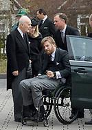 Bad Berleburg , 21-03-2017 <br /> <br /> Funeral of Prince Richard zu Sayn-Wittgenstein-Berleburg at the Evangelical Church of Bad Berleburg.<br /> <br /> PUBLICATION ONLY IN FRANCE<br /> <br /> COPYRIGHT: ROYALPORTRAITS EUROPE/ BERNARD RUEBSAMEN