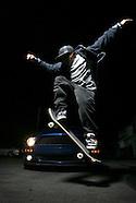 Skater Mark Jones