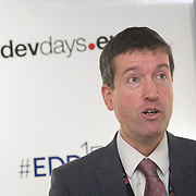 04 June 2015 - Belgium - Brussels - European Development Days - EDD - Growth - Financing the SWITCH to green SMEs across Asia , Africa and the Mediterranean - Thomas Wiley , Head of Sector , Directorate General for Development and International Cooperation , European Commission © European Union