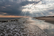 Ocracoke Island, NC - Outer Banks Barrier IslandFor IMAGE LICENSING just click on the &quot;add to cart&quot; button above.<br /> <br /> Fine Art archival paper prints for this image as well as canvas, metal and acrylic prints available here: