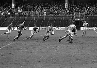 Armagh Vs Meath Minor GAA match, circa April 1983 (Part of the Independent Newspapers Ireland/NLI Collection).(Photo by Independent News and Media/Getty Images).