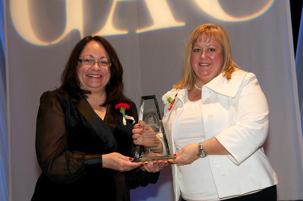 C.U.N.A. 2010 Awards