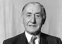 Hugh Wilson, surgeon, member, Alliance Party of N Ireland, sometime president of APNI, member of Larne Borough Council, N Ireland, UK, 197505000424b<br /> <br /> Copyright Image from Victor Patterson, 54 Dorchester Park, Belfast, UK, BT9 6RJ<br /> <br /> t1: +44 28 9066 1296 (from Rep of Ireland 048 9066 1296)<br /> t2: +44 28 9002 2446 (from Rep of Ireland 048 9002 2446)<br /> m: +44 7802 353836<br /> <br /> victorpatterson@me.com<br /> www.victorpatterson.com<br /> <br /> Please see my Terms and Conditions of Use at victorpatterson.com . It is IMPORTANT that you familiarise yourself with them.<br /> <br /> Images used on the Internet incur an additional cost and must be visibly watermarked i.e. ©Victor Patterson within the body of the image and copyright metadata must not be deleted. Images used on the Internet have a size restriction of 4kbs and are chargeable at rates available at victorpatterson.com.<br /> <br /> This image is only available for the use of the download recipient i.e. television station, newspaper, magazine, book publisher, etc, and must not be passed on to any third party. It is also downloaded on condition that each and every usage is notified within 7 days to victorpatterson@me.com<br /> <br /> The right of Victor Patterson to be identified as the author is asserted in accordance with The Copyright Designs And Patents Act (1988). All moral rights are asserted.