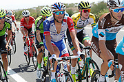 Thibaut Pinot (FRA - Groupama - FDJ), during the UCI World Tour, Tour of Spain (Vuelta) 2018, Stage 7, Puerto Lumbreras - Pozo Alcon 185,7 km in Spain, on August 31th, 2018 - Photo Luis Angel Gomez / BettiniPhoto / ProSportsImages / DPPI