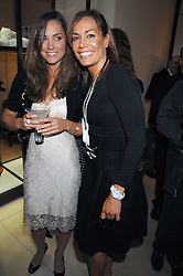 Left to right, KATE MIDDLETON and TARA PALMER-TOMPKINSON at a party to celebrate the publication of 'Young Stalin' by Simon Sebag-Montefiore at Asprey, New Bond Street, London on 14th May 2007.<br /><br />NON EXCLUSIVE - WORLD RIGHTS