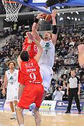 DESCRIZIONE : Torino Coppa Italia Final Eight 2012 Semifinale Montepaschi Siena EA7 Emporio Armani Milano<br /> GIOCATORE : David Andersen<br /> CATEGORIA : tiro penetrazione stoppata<br /> SQUADRA : Montepaschi Siena<br /> EVENTO : Suisse Gas Basket Coppa Italia Final Eight 2012<br /> GARA : Montepaschi Siena EA7 Emporio Armani Milano<br /> DATA : 18/02/2012<br /> SPORT : Pallacanestro<br /> AUTORE : Agenzia Ciamillo-Castoria/C.De Massis<br /> Galleria : Final Eight Coppa Italia 2012<br /> Fotonotizia : Torino Coppa Italia Final Eight 2012 Semifinale Montepaschi Siena EA7 Emporio Armani Milano<br /> Predefinita :
