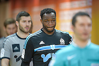 Steve Mandanda - 22.03.2015 - Lens / Marseille - 30eme journee de Ligue 1 <br /> Photo : Andre Ferreira / Icon Sport