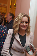 KEELEY HAWES, The Oldie - 20th anniversary party. Simpson's-in-the-Strand, 100 Strand, London, WC2. 19 July 2012