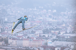 22.02.2019, Bergiselschanze, Innsbruck, AUT, FIS Weltmeisterschaften Ski Nordisch, Seefeld 2019, Skisprung, Herren, im Bild Alex Insam (ITA) // Alex Insam of Italy during the men's Skijumping of FIS Nordic Ski World Championships 2019. Bergiselschanze in Innsbruck, Austria on 2019/02/22. EXPA Pictures © 2019, PhotoCredit: EXPA/ Dominik Angerer