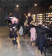 Philipp Plein Backstage AW16 Milano Moda 27.02.16