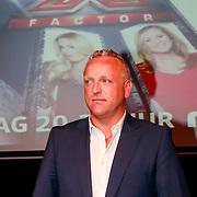 NLD/Amsterdam /20130418 - Perspresentatie X-Factor 2013, Gordon