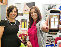 27/01/2014 <br /> SCCUL Enterprise Award<br /> Consumer Goods &amp; Services<br /> (Businesses over 3 Years)<br /> Runner Up<br /> Elysium<br /> <br /> <br /> Owner is Valerie Osborne seen here with Sinead Conneely  at the SCCUL Enterprsie awards in the Bailey Allen at NUIG .<br /> Prize is &euro;500 cash and a business profile worth &euro;500 in the special SCCUL Enterprise Awards supplement in the Galway Independent in March<br /> <br /> Elysium Day Sp &amp; Laser Clinic over the past 10 years have received a multitude of National awards recognising and rewarding standards of unsurpassed excellence in professionalism and service as well as contributions made towards innovation in their industry. <br /> Constantly progressing and developing makng them forefront leaders in their sector.<br /> Photo:Andrew Downes