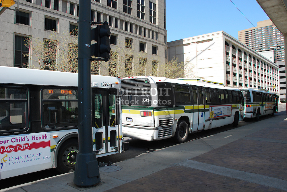 Transportation (DDOT) was established as a municipally owned and operated transportation system under the Detroit City Charter - Detroit City Code Reference 7-1401. As Detroit celebrates its 300th Birthday during year 2001, DDOT marked its 79th anniversary of providing public transportation to city of Detroit residents.