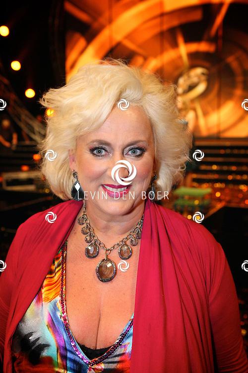 AMSTERDAM - In theater Carre is de Gouden Televizier Ring gala weer geweest. Met op de foto Karin Bloemen. FOTO LEVIN DEN BOER - PERSFOTO.NU