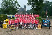 Teamfoto Toerclub Breukelen