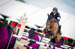 Farrington Kent, USA, Sherkan D Amaury<br /> CSI5* Jumping<br /> Royal Windsor Horse Show<br /> © Hippo Foto - Jon Stroud