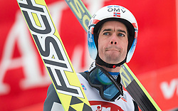 03.01.2015, Bergisel Schanze, Innsbruck, AUT, FIS Ski Sprung Weltcup, 63. Vierschanzentournee, Innsbruck, Qalifikations-Sprung, im Bild Anders Bardal (NOR) // Anders Bardal of Norway reacts after his Qualification Jump for the 63rd Four Hills Tournament of FIS Ski Jumping World Cup at the Bergisel Schanze in Innsbruck, Austria on 2015/01/03. EXPA Pictures © 2015, PhotoCredit: EXPA/ JFK